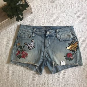 Arizona Jean Co Jean shorts